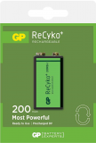 GP Recyko+ 1 x 9V 200mAh