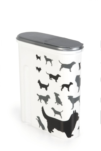 CURVER VOERCONTAINER SILHOUETTE 4,5L
