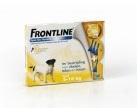 FRONTLINE SPOT ON HOND S 2-10KG 4 PIP