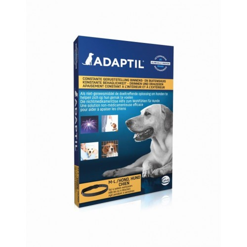 ADAPTIL ANTI-STRESS BAND HOND M/L 70 CM