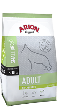 ARION HOND PREMIUM ADULT SMALL BREED 3 KG