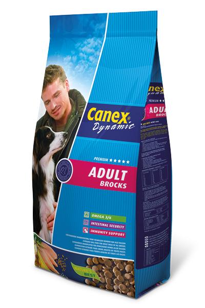 CANEX ADULT BROCKS 12½ KG