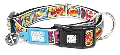 Max & Molly Comic Smart ID Collar