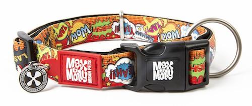 Max & Molly Heroes Smart ID Collar