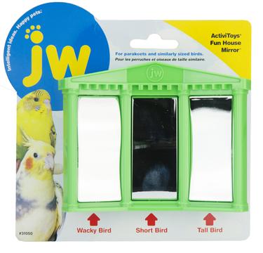 JW Activitoy Fun House Mirror