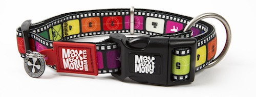 Max & Molly Movie Smart ID Collar