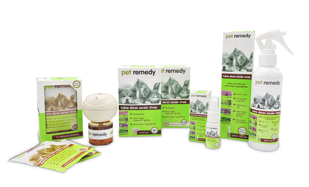 PET REMEDY VERDAMPER MET VULLING