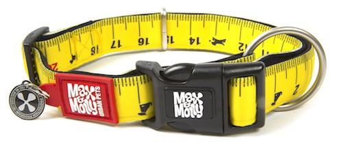 Max & Molly Ruler Smart ID Collar