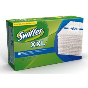 Swiffer sweeper XXL navulling 16st<br /><br /><span style=&#34;font-family:verdana, helvetica, arial, sans-serif;font-size:12px;&#34;>-/- 20% KORTING -/-</span><br /><span style=&#34;font-family:verdana, helvetica, arial, sans-serif;font-size:12px;&#34;>(&#8364; 11,95 =&gt; &#8364; 9,56)</span>