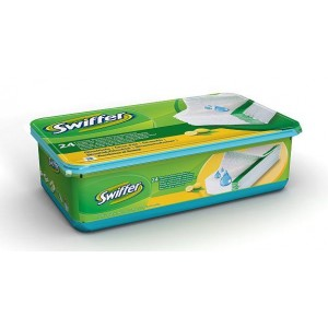 Swiffer sweeper navulling wet 24 st<br /><br /><span style=&#34;font-family:verdana, helvetica, arial, sans-serif;font-size:12px;&#34;>-/- 20% KORTING -/-</span><br /><span style=&#34;font-family:verdana, helvetica, arial, sans-serif;font-size:12px;&#34;>(&#8364; 12,95 =&gt; &#8364; 10,36)</span>