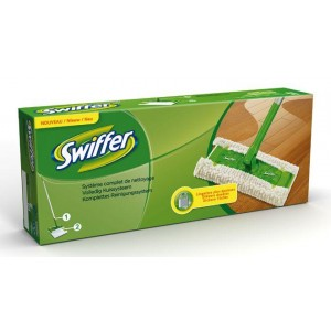 Swiffer sweeper starter kit<br /><br /><span style=&#34;font-family:verdana, helvetica, arial, sans-serif;font-size:12px;&#34;>-/- 20% KORTING -/-</span><br /><span style=&#34;font-family:verdana, helvetica, arial, sans-serif;font-size:12px;&#34;>(&#8364; 19,95 =&gt; &#8364; 15,96)</span>