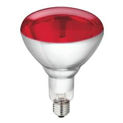Philips warmtelamp rood 150 watt