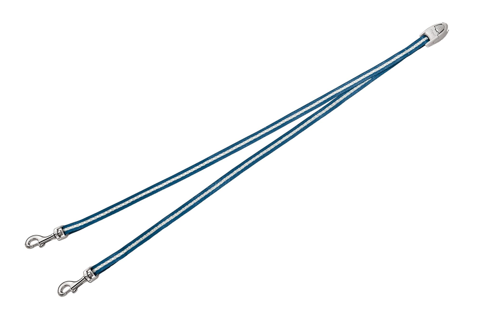 Flexi vario duo belt blauw (VERVALLEN)