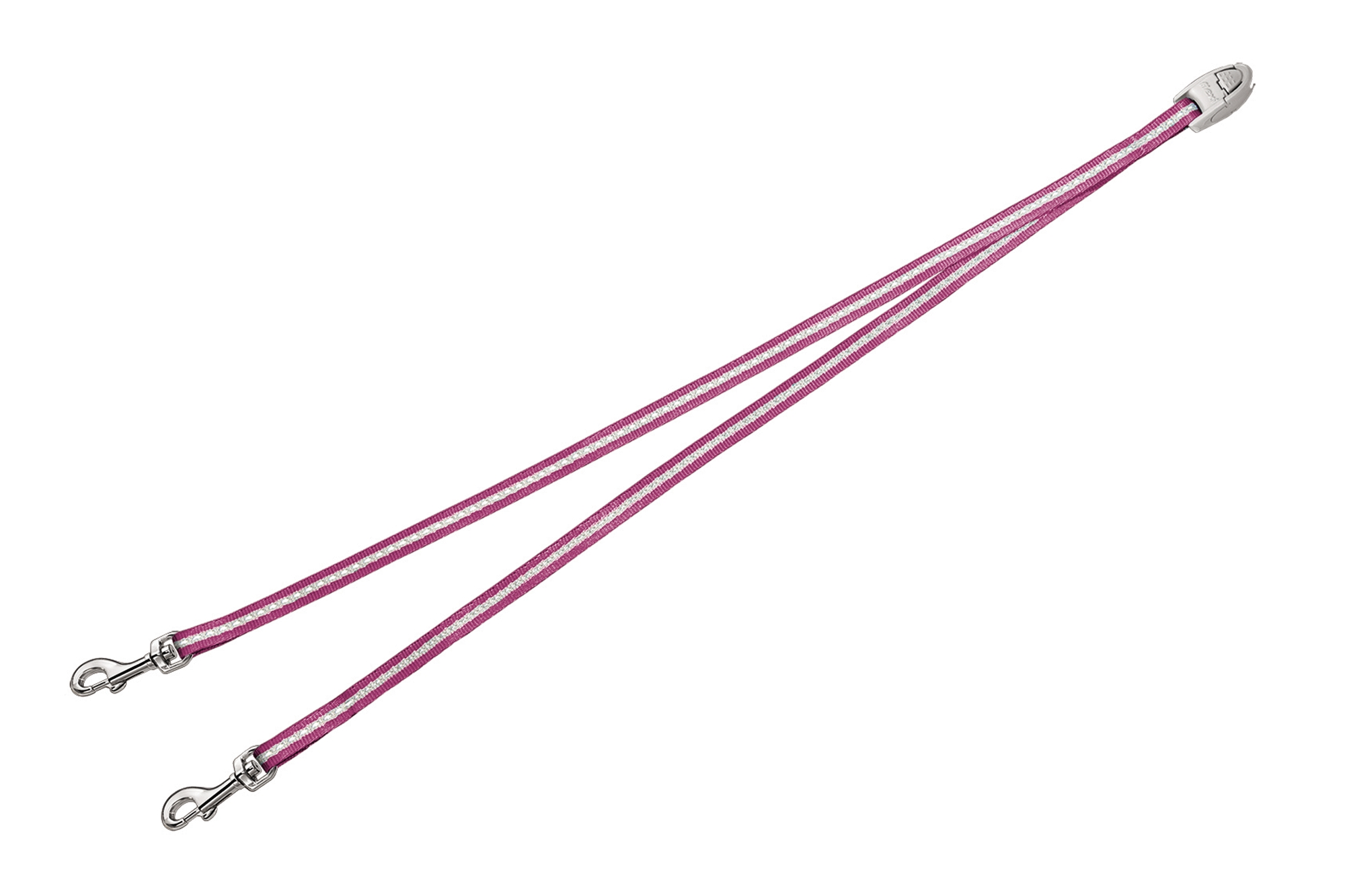 Flexi vario duo belt roze