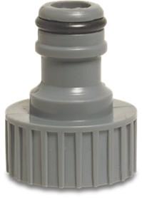"Hydro-Fit kraanstuk 26,5mm 3/4"""