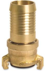 """Mega snelkoppeling zuig- en hogedruk tule 25mm (1"""")"""