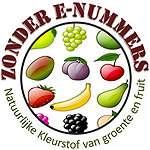 natuurlijke kleurstof zonder E-nummers, colouring foodstuffs