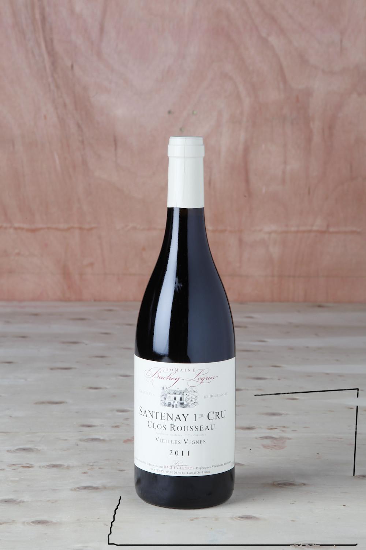 Santenay Clos Rousseau 1 er Cru Vieilles Vignes
