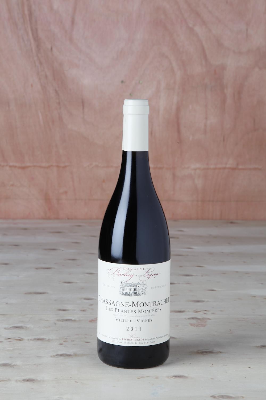 Chassagne Montrachet/Les plantes Mornieres Vieilles Vignes