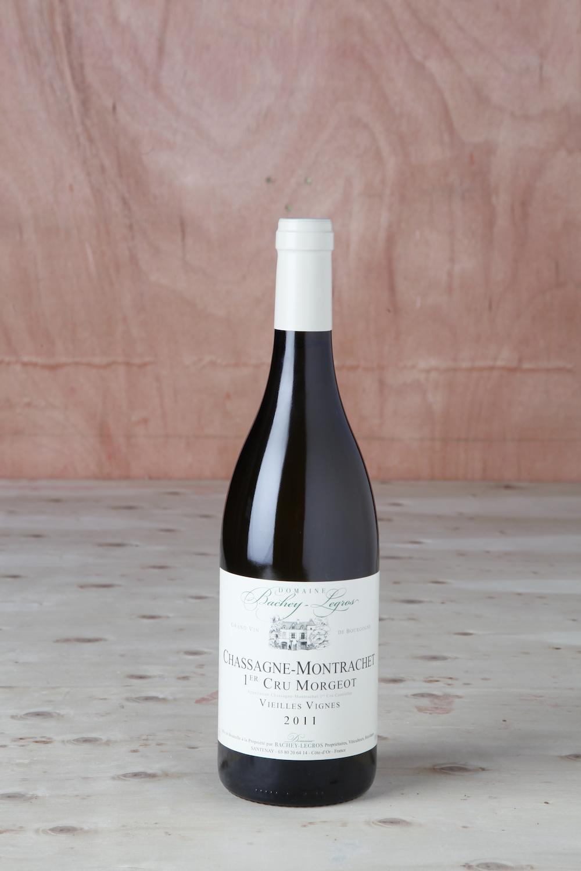 Chassagne Montrachet/Morgeot 1er Cru 2011 Vieilles Vignes