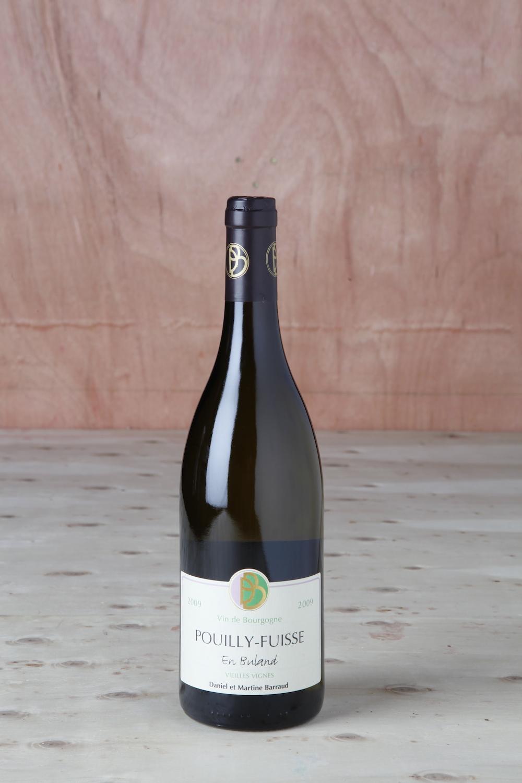 Pouilly Fuisse en Buland vieilles vignes