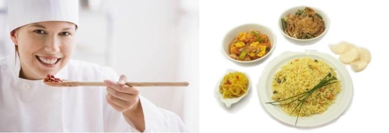 1 - Geniet van onze vriesverse kant-en-klaar maaltijden van hoge kwaliteit.