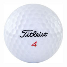 Titleist A mix
