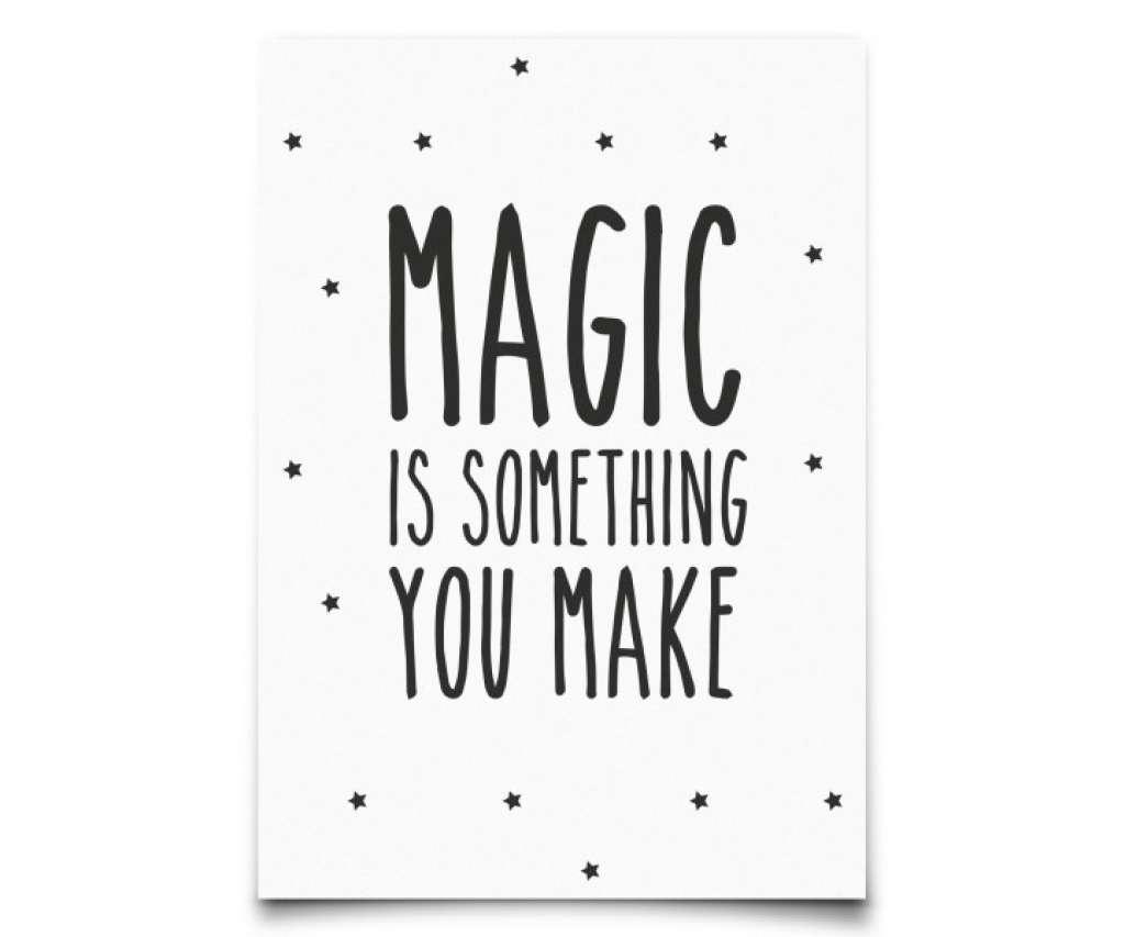 Eef Lillemor Magic is something you make