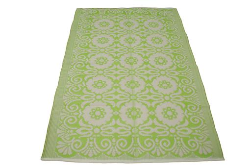 Evenaar Buitenkleed plastic groen 120x180