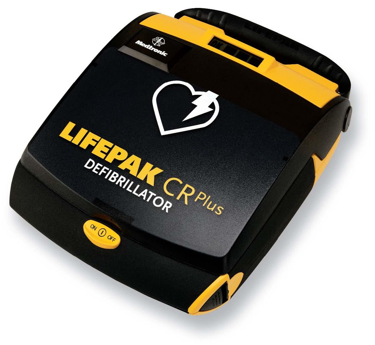 LIFEPAK CRPlus AED