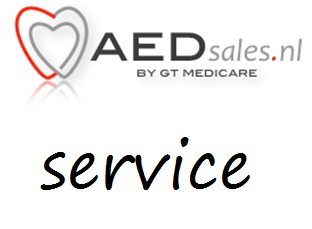 Service na Inzet AED