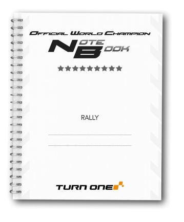 Co-Driver Notebook