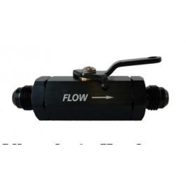 Aluminium Shut-off valve D6