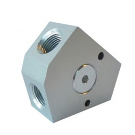 Aluminium Forged Y-Block 3x3/8