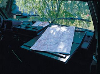 Dashboardbakje uitklapbaar