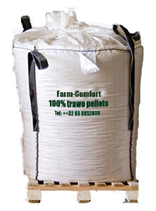 Big Bag 1.000Kg Stro Pellets 8 mm