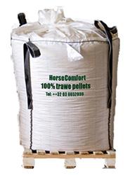 Big Bag 1.000Kg Stro Pellets 8 mm