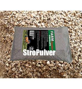 Pallet 980Kg stro pulver