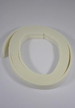 Tochtstrip 9mm breed voor kieren van 1-4mm, lengte 5 m.