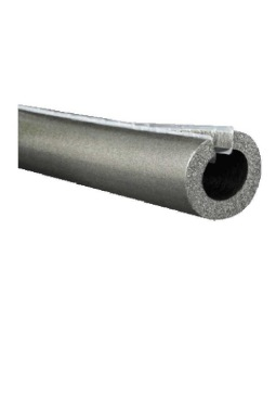 Leidingisolatie sluiting, 12mm Leiding, 13mm isolatie, 2m