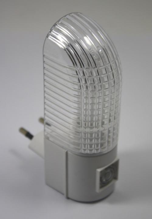 LED-nachtlampje schemersch. GEW-EC30