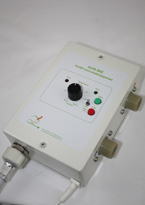 Alfa-Mix Hotfill Wasmachine