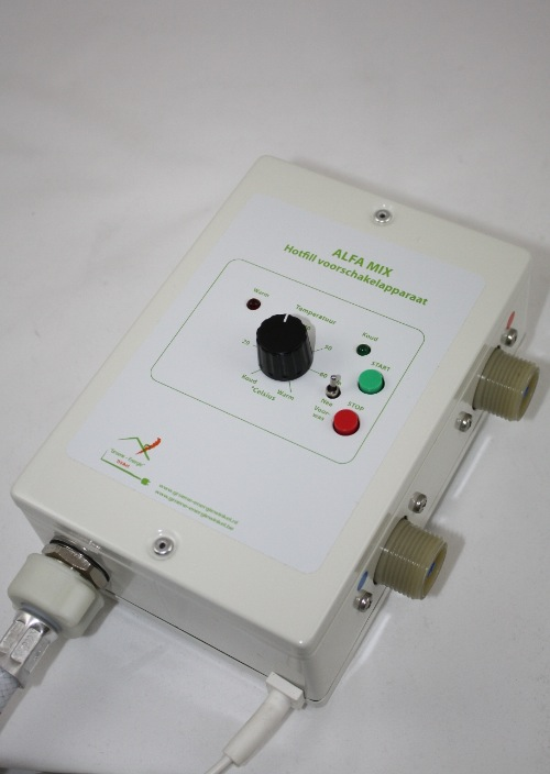 Alfa-Mix GS Autostart Hotfill Vaatwasser