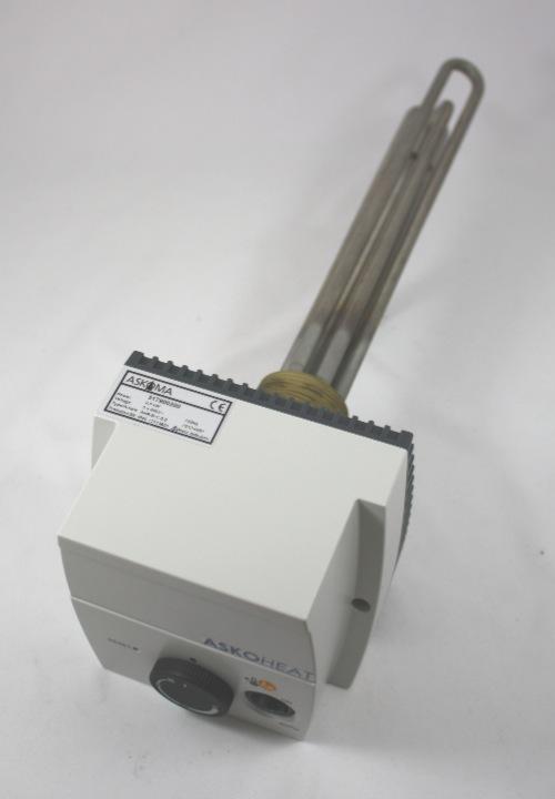 Verwarmingselement 4500W+thermos. & relais