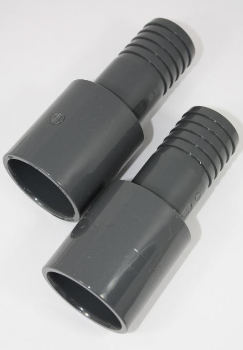 aansluitset pvc-buis 50mm