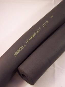 Hoge temperatuur leidingisolatie 22mm buis, isolatiedikte 13mm, lengte 2 m