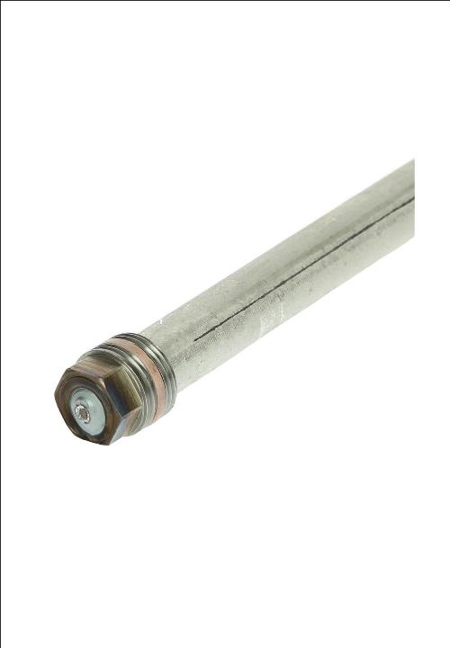 """Boiler-Magnesium-anode 1"""" staaf 700x26mm"""