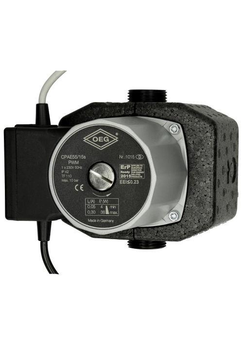 CPAE55/15 S PWM solar circulatie pomp 130mm