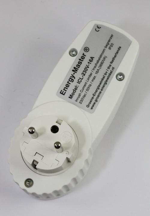 Energy-Master Inschakelstroom begrenzer ICL-230V-16A
