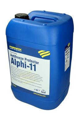 Gecombineerd antivries- en beschermings-middel speciaal voor centrale verwarming 25L